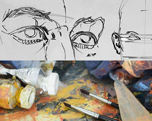 pittura-e-disegno